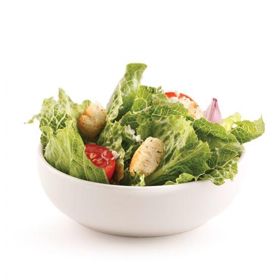Salade jardinière au vinaigre balsamique