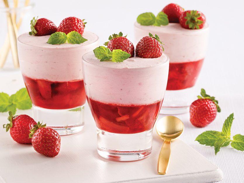 Les fraises du Québec en vedette: 12 recettes pour les cuisiner!
