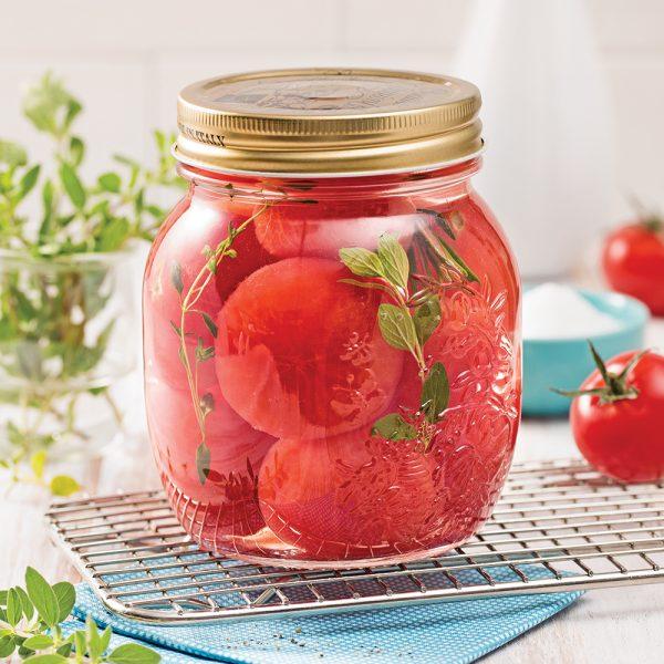 Tomates aux herbes de Provence