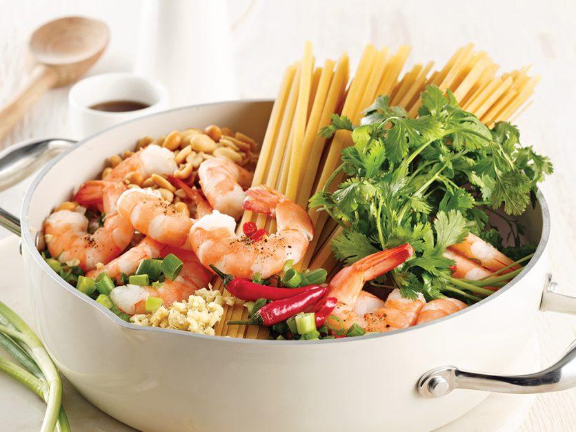 20 recettes de one pot pasta