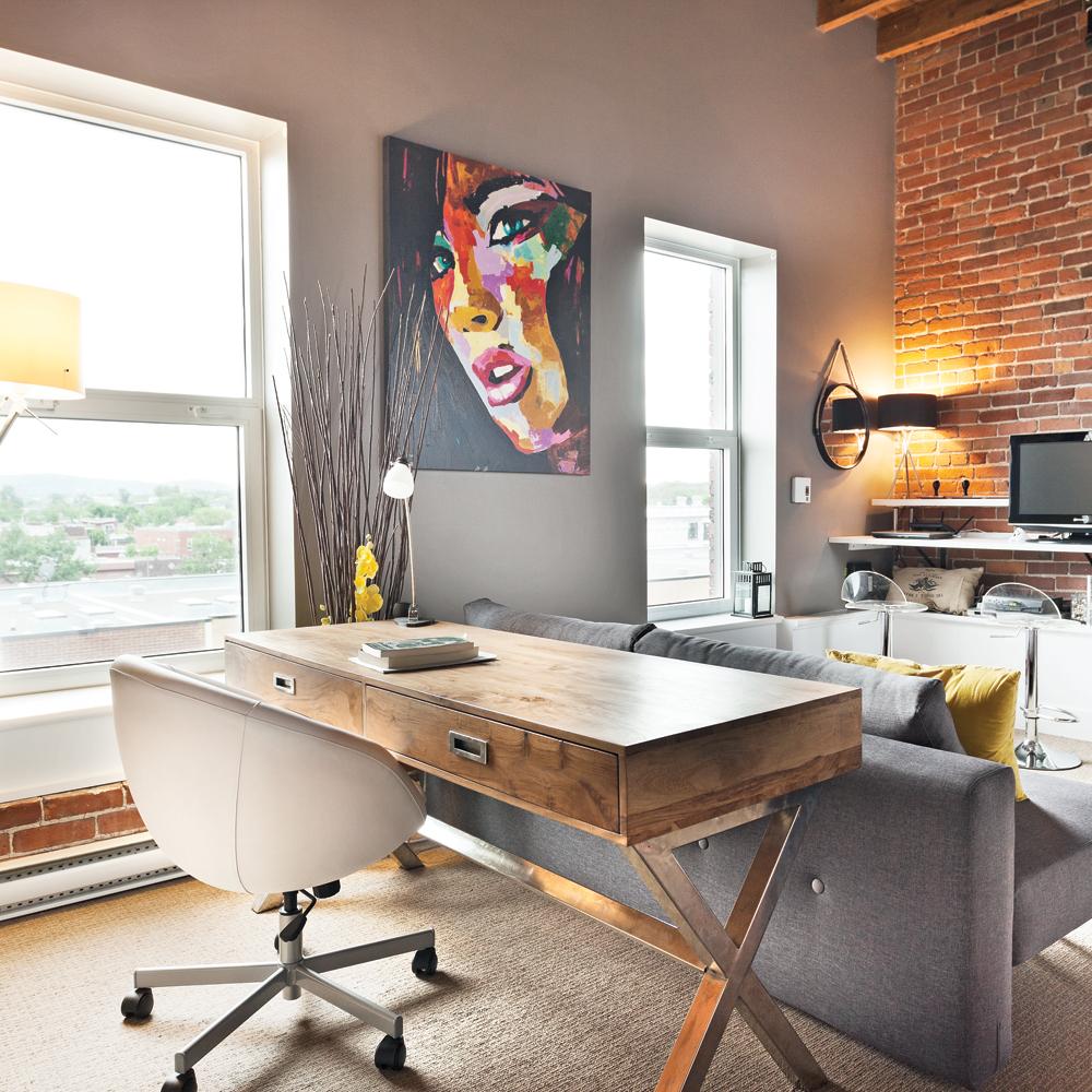 Couleur Plafond Pour Agrandir Piece 10 trucs pour faire paraître votre pièce plus grande - je décore