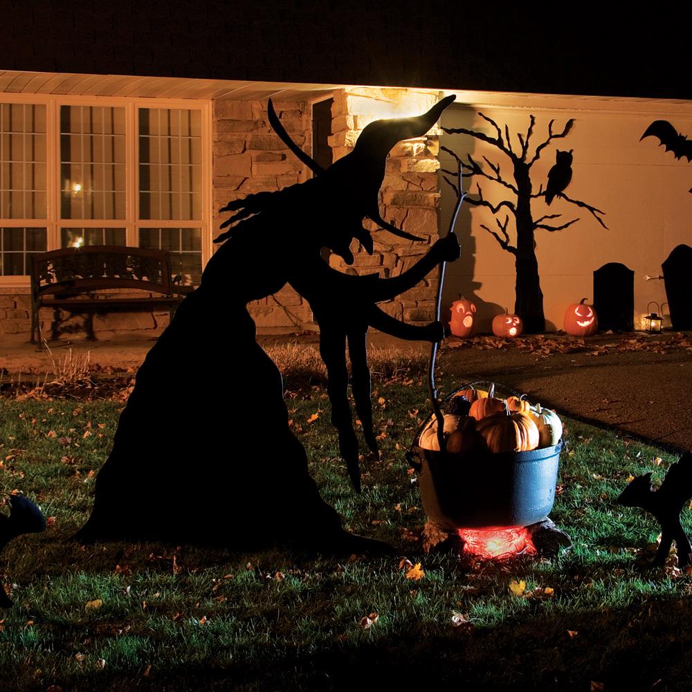 Decoration Sorciere Halloween.Fabriquer Une Sorcière Ensorcelante Pour Halloween Je Décore