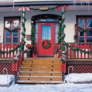 Noël aux couleurs d'autrefois