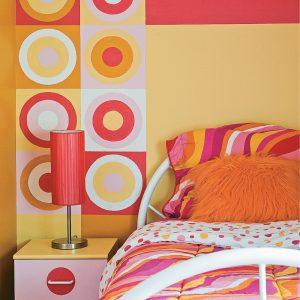 L'abc de la déco colorée dans la chambre