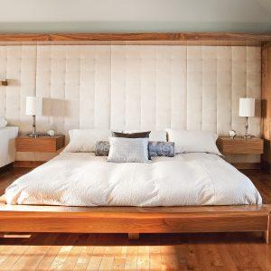 Confort raffiné pour la chambre