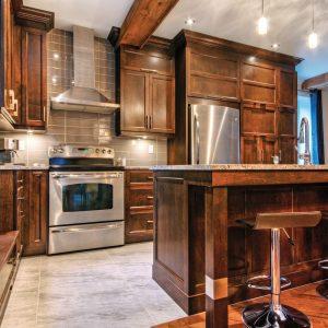 Une cuisine tout en tradition et modernité