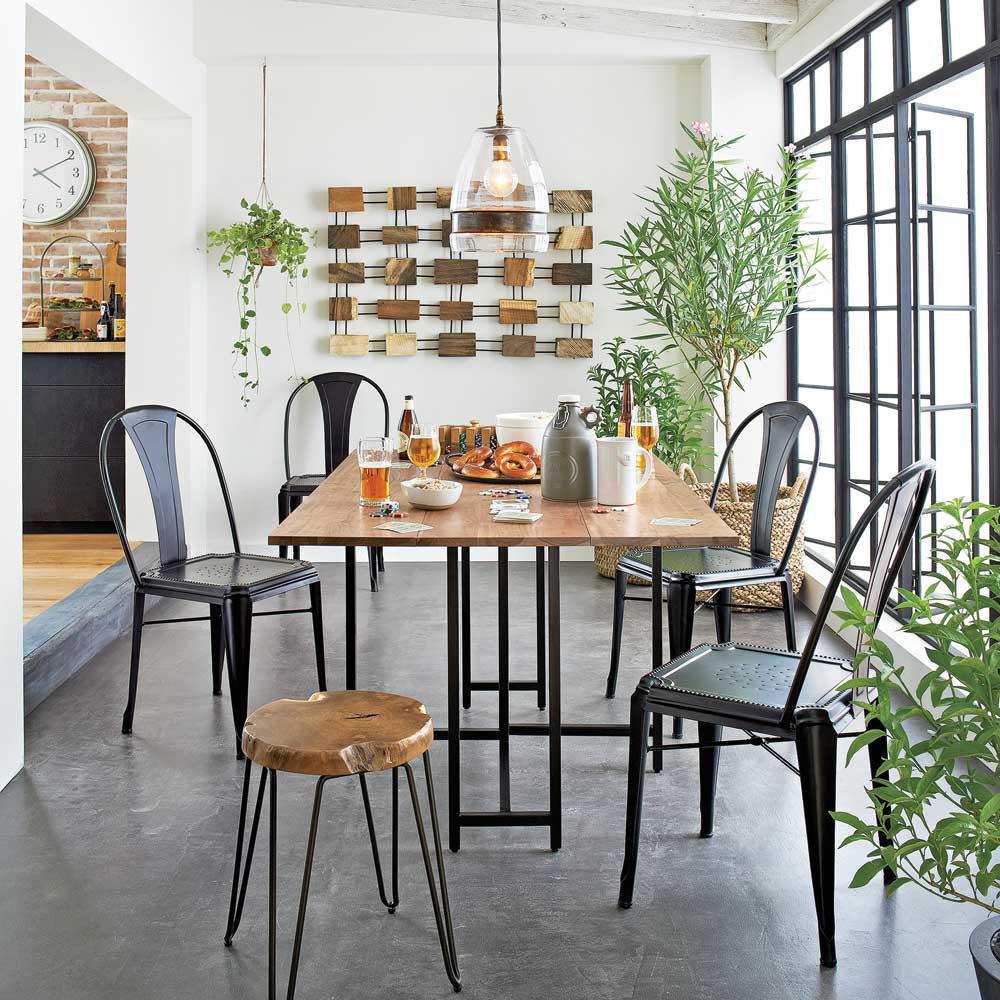 Table Rabattable Petit Espace comment meubler les petits espaces - je décore
