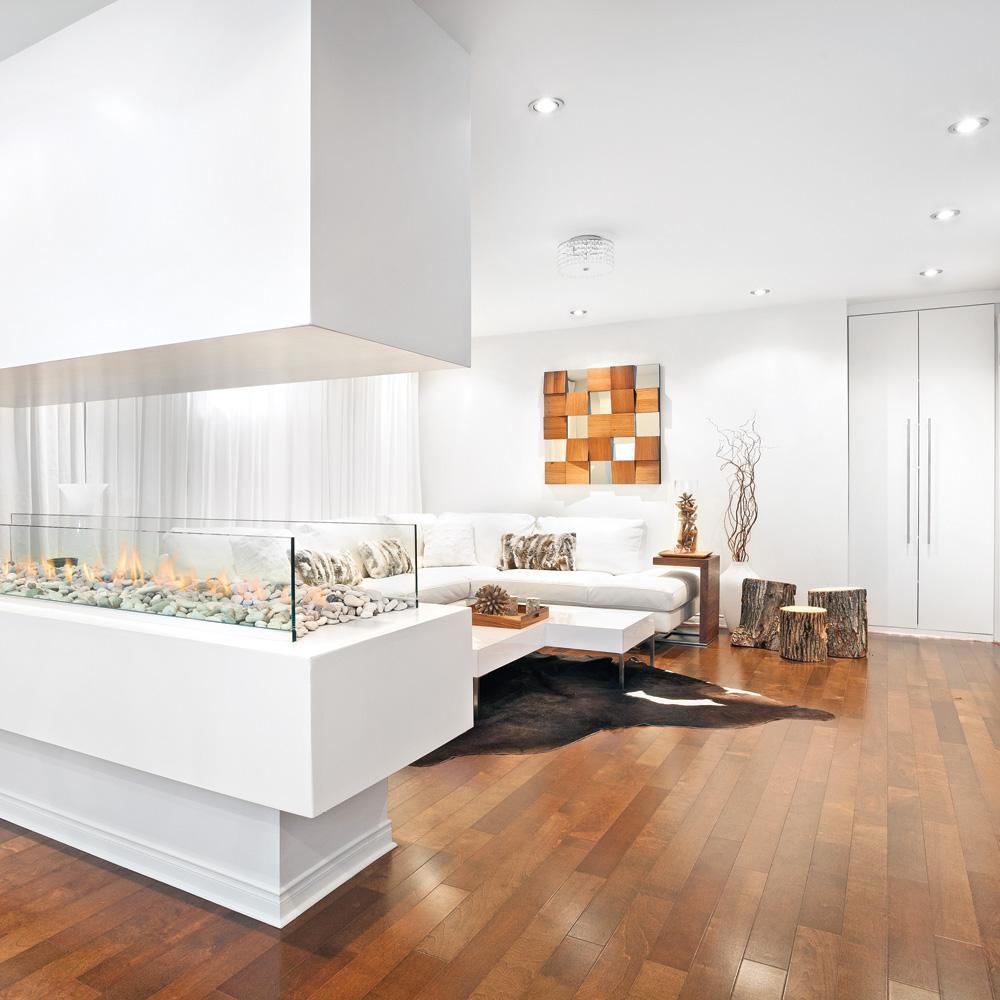 Idee Tapisserie Salle A Manger 10 idées pour rendre son sous-sol plus lumineux - je décore