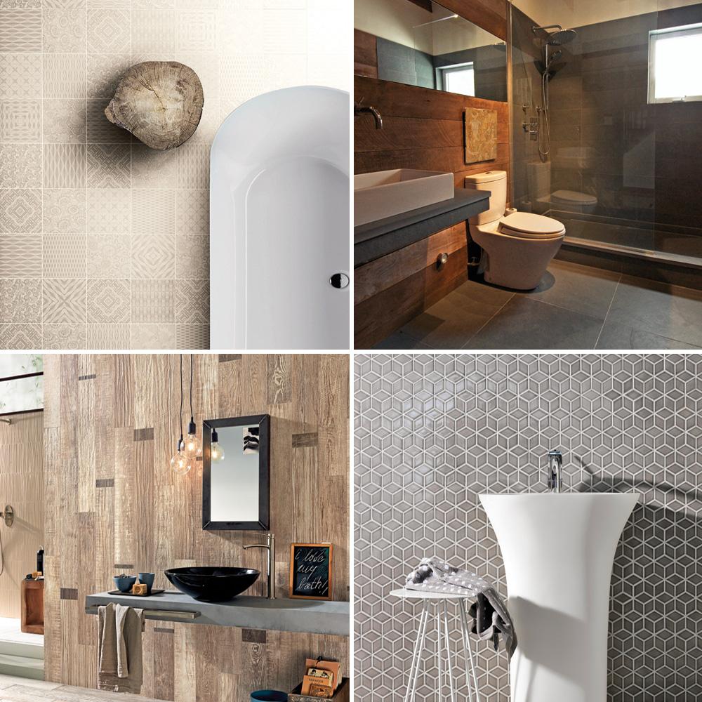 Couleur Tendance Salle De Bain 2019 salle de bain: les tendances céramique - je décore