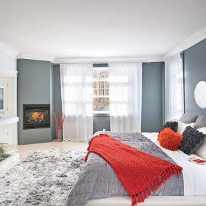 Une chambre au confort contemporain