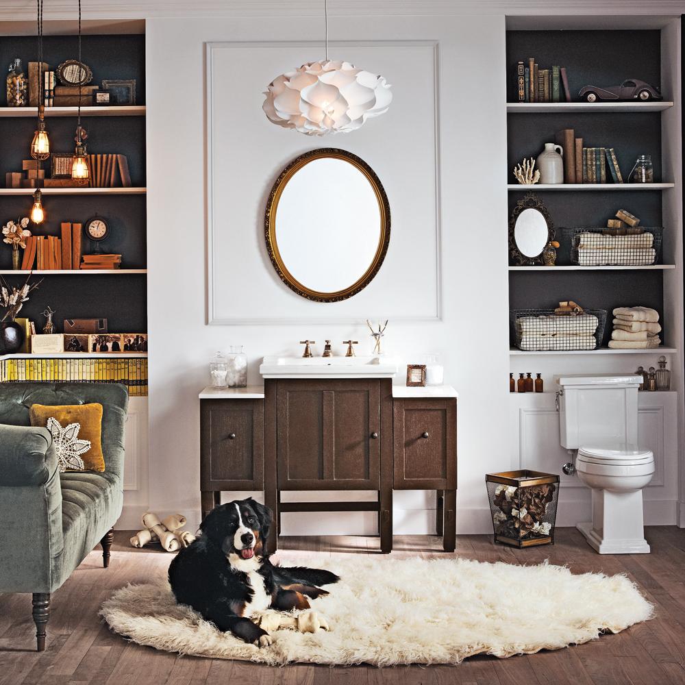 Simplissime l gance pour la salle de bain je d core - Je decore salle de bain ...