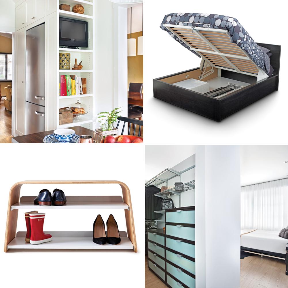 Faire Un Banc Avec Meuble Ikea 43 solutions infaillibles pour le rangement - je décore