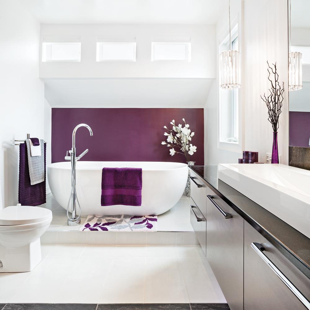 Salle de bain intime et raffin e je d core - Je decore salle de bain ...