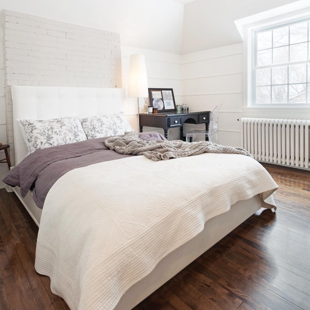 Créer un repaire tranquille pour la chambre