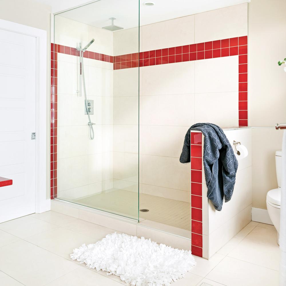 Salle de bain grand format je d core - Je decore salle de bain ...