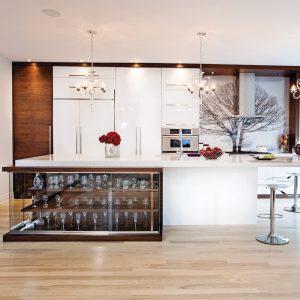 Une cuisine enracinée dans le présent