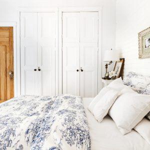Chambre à coucher campagnarde