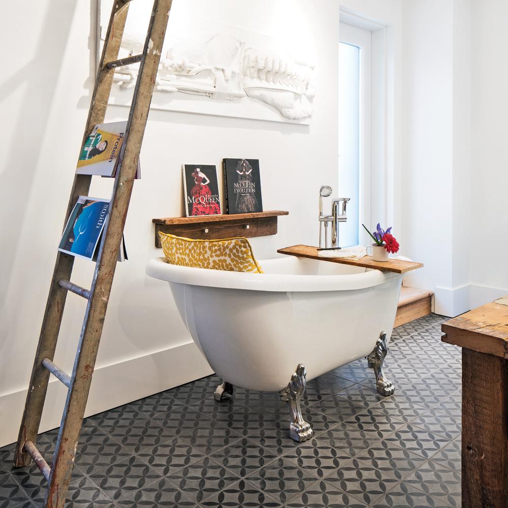 l 39 esprit r cup 39 la salle de bain je d core. Black Bedroom Furniture Sets. Home Design Ideas