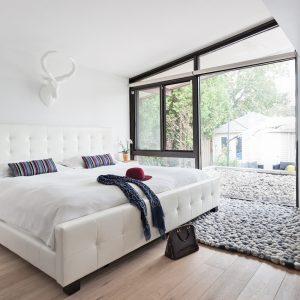 Chambre avec vue sur l'extérieur