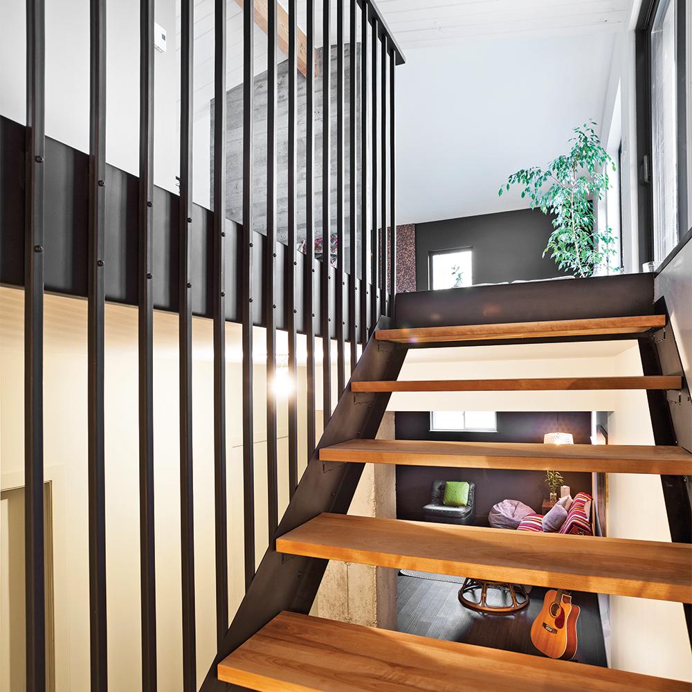 escalier et garde corps design je d core