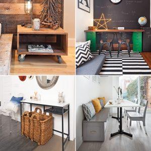 4 meubles faciles à créer