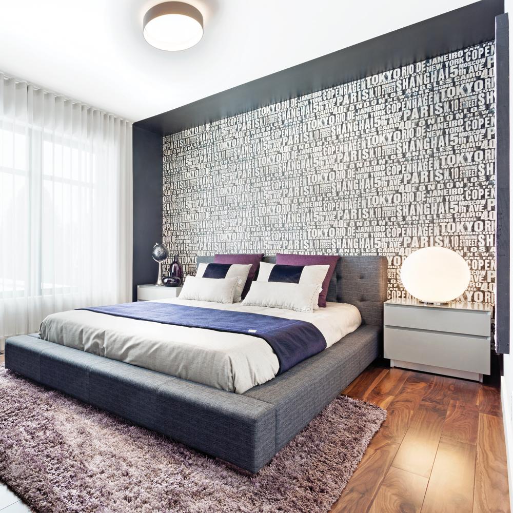 Chambre – Un cadre plein de caractère comme tête de lit