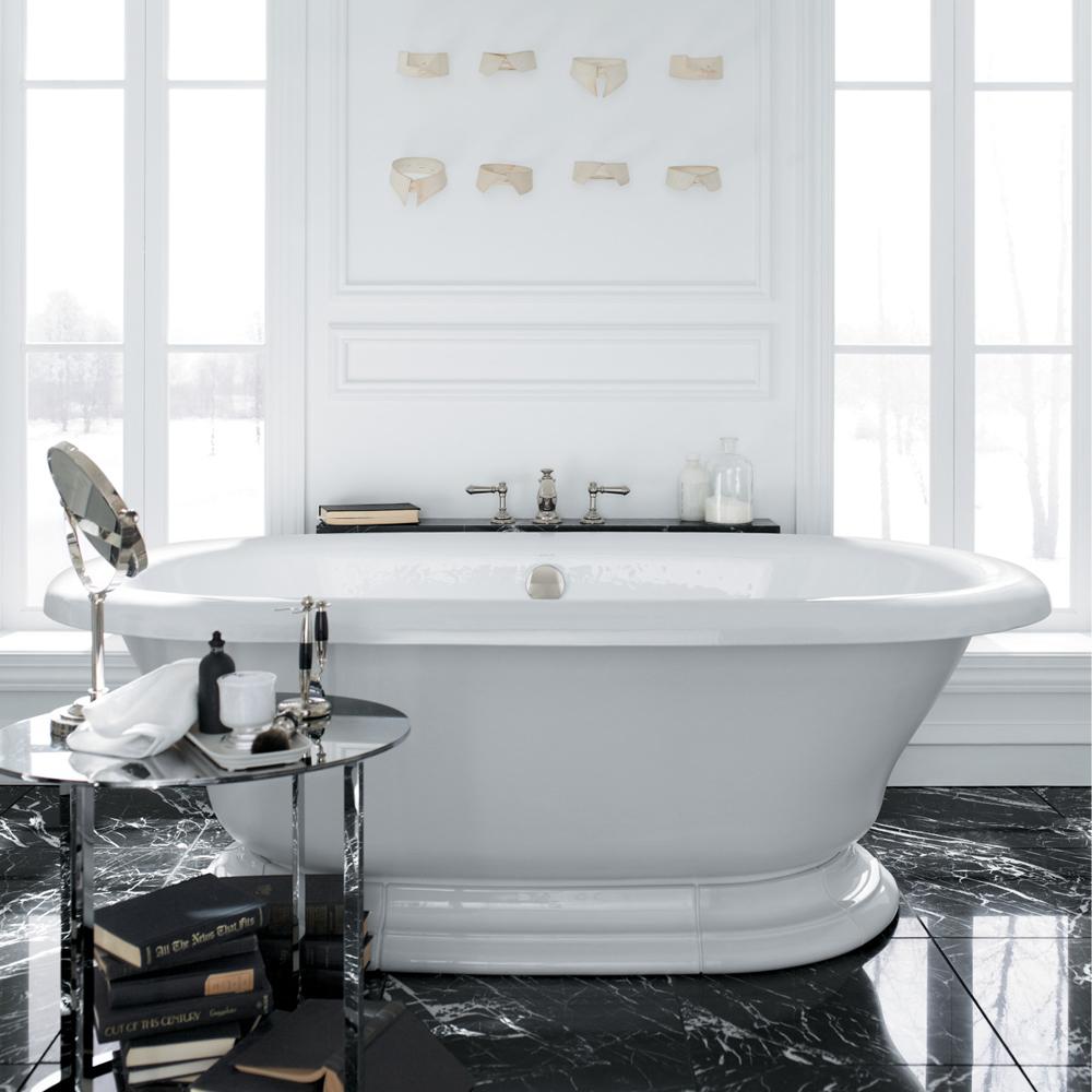 Une salle de bain classique et chic! - Je Décore