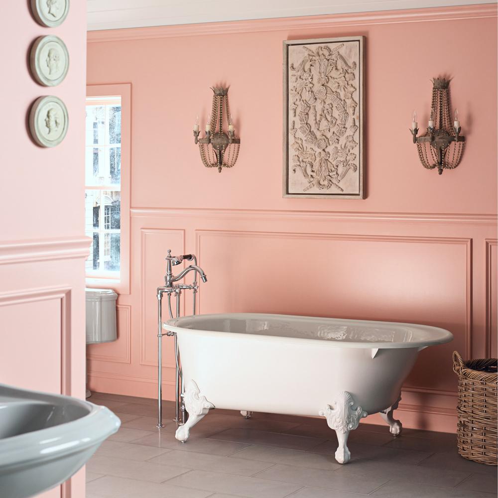 Une salle de bain au style victorien je d core - Je decore salle de bain ...
