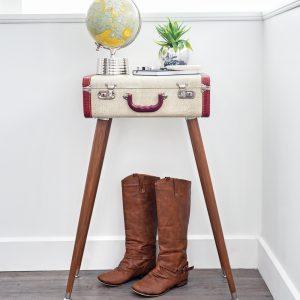 Une valise revisitée