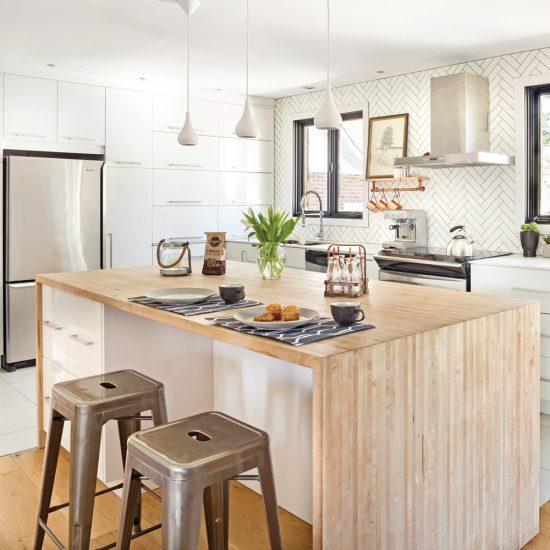 Comment reproduire le style scandinave industriel dans la maison?