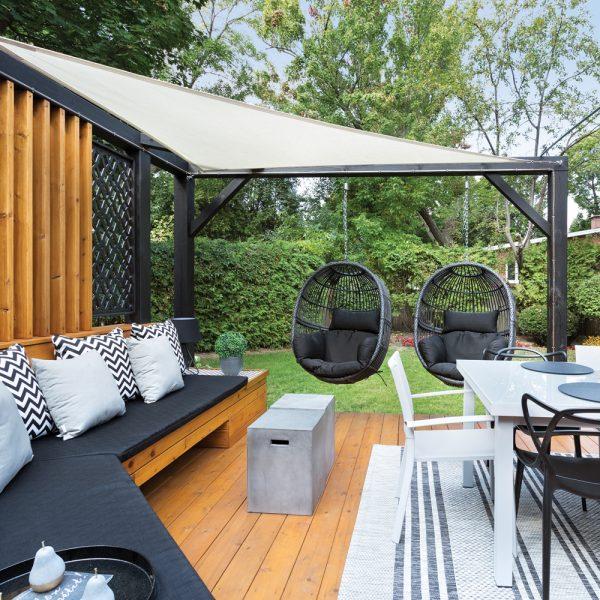 10 patios qui donnent envie de se faire dorer au soleil