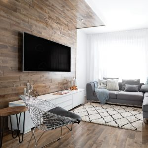 À quelle distance installer la télé du divan?