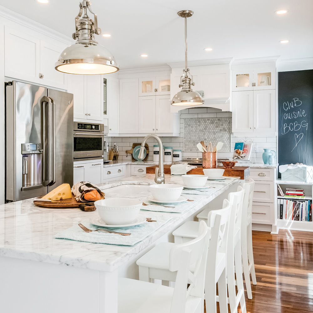 Créer un style scandinave chic dans la cuisine