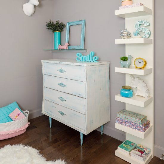 DIY - Transformation champêtre scintillante