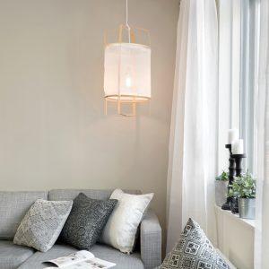 DIY – Lampe suspendue