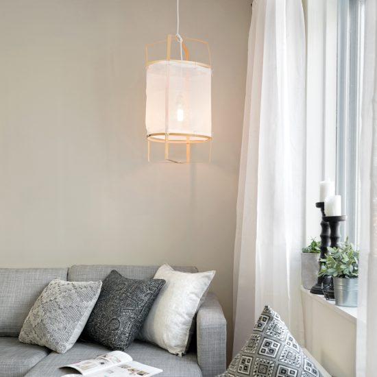 DIY - Lampe suspendue