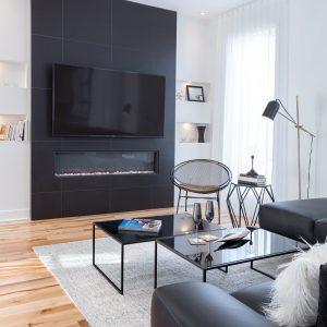 Comment intégrer la télé au salon en 5 idées