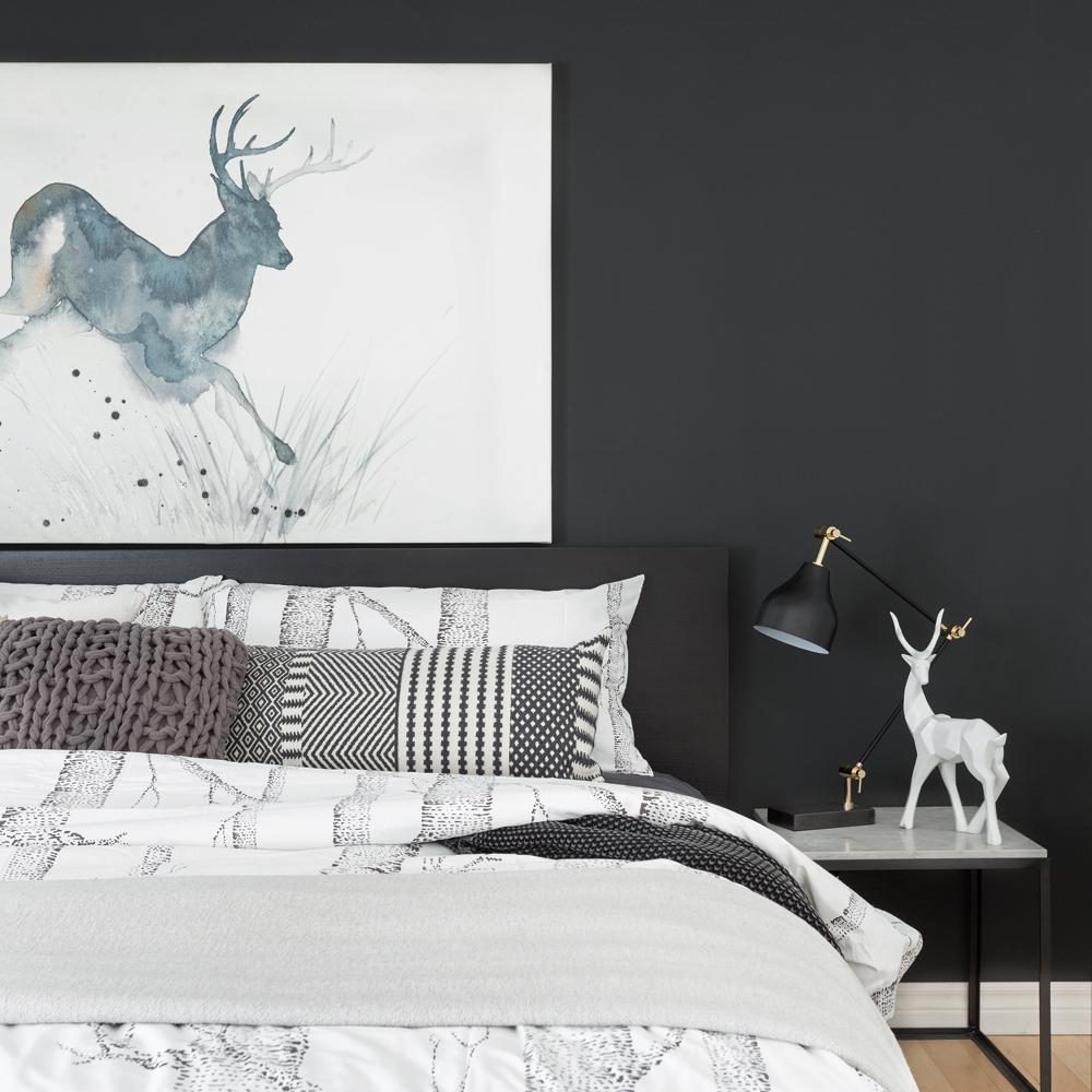 Decoration Chambre Coucher déco nature pour la chambre à coucher - je décore