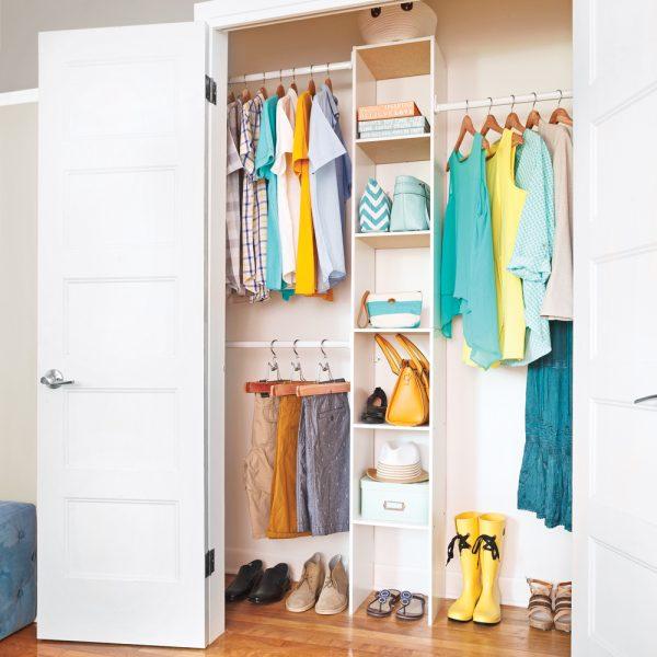 Comment faire du ménage dans sa garde-robe
