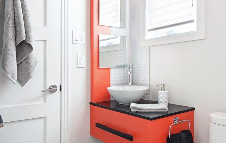De quelle couleur peindre votre salle de bain? Voici 15 décors inspirants!