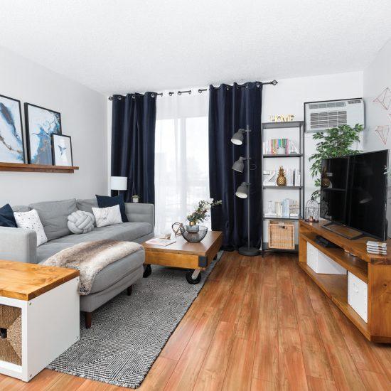 Un appartement bien décoré sans se ruiner