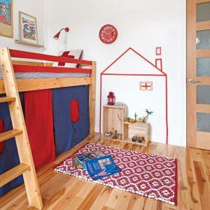 Cabane créative pour enfant