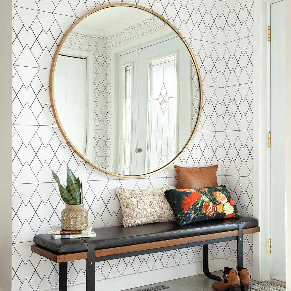 papier peint vinyle autocollant je d core. Black Bedroom Furniture Sets. Home Design Ideas