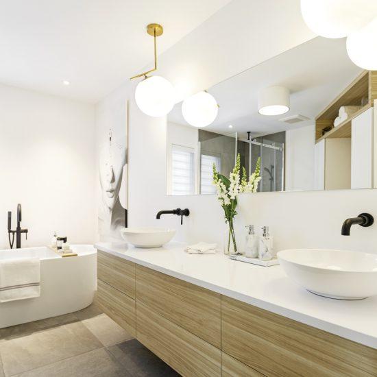 Salle de bain zen et tendance