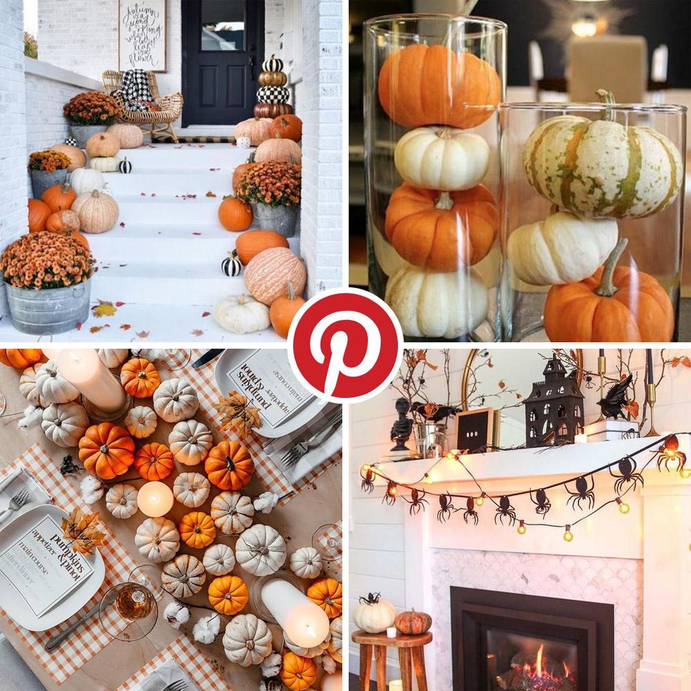 Les meilleures décos d'Halloween trouvées sur Pinterest