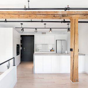 Pureté industrielle dans la cuisine