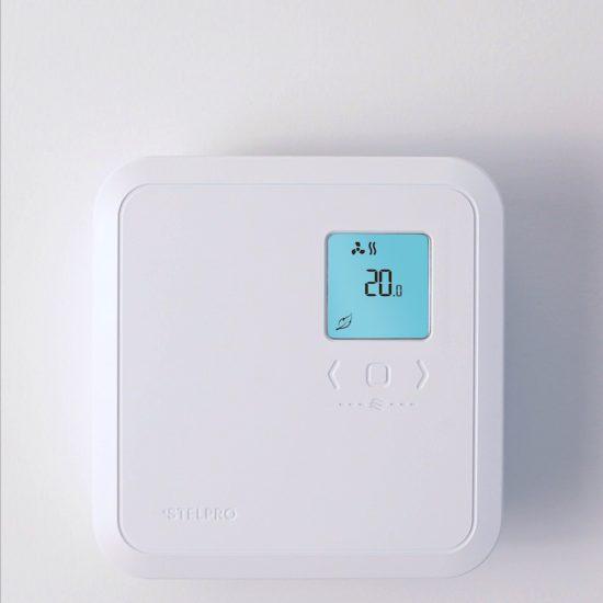 Le thermostat électronique conçu spécialement pour les aéroconvecteurs