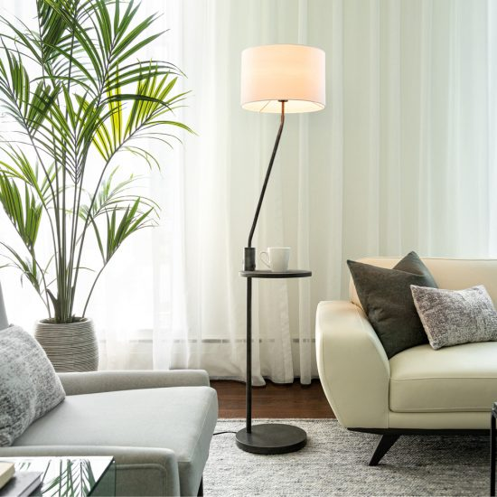 Idées lumineuses pour des salons chaleureux