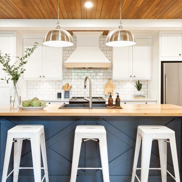 Le style champêtre revisité dans la cuisine