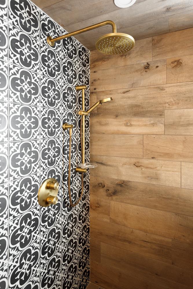 Une salle de bain à l'exotisme enveloppant2